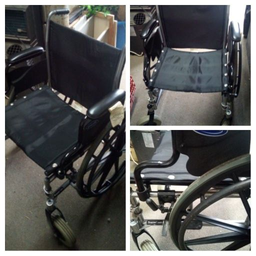 Invacare Tracer SX5 300lb wheelchair
