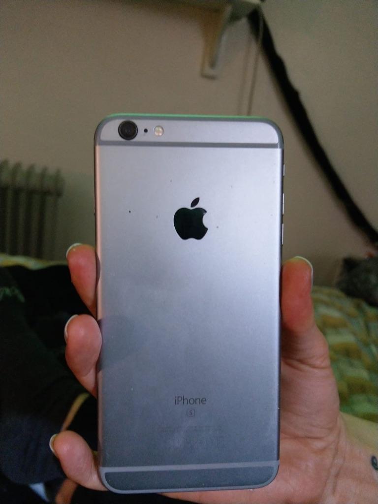 iPhone 6s Plus 32gb space grey unlocked
