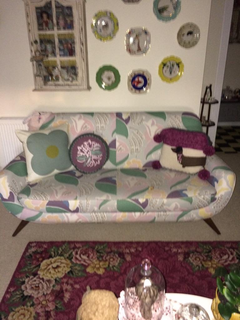 Laura Ashley occasional sofa