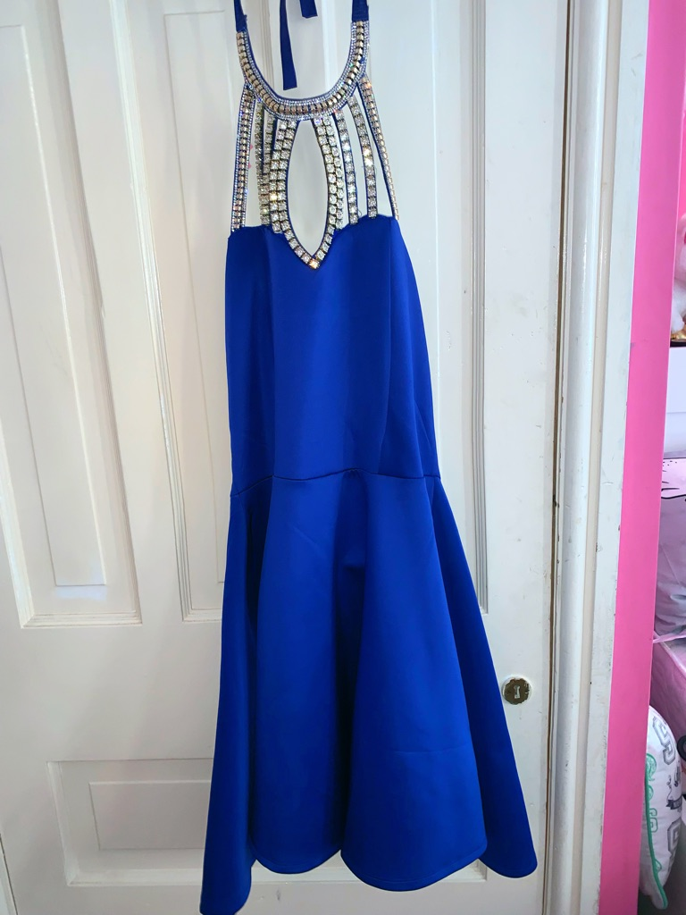 Charlotte Russe Dress, blue