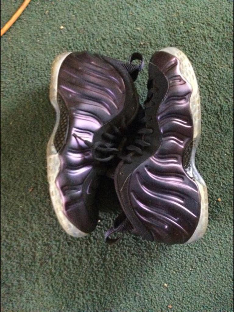 the latest 8ffc7 2c947 Nike eggplant foamposites   Village