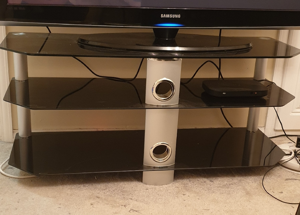 Furniture stands (for tv and equipment)