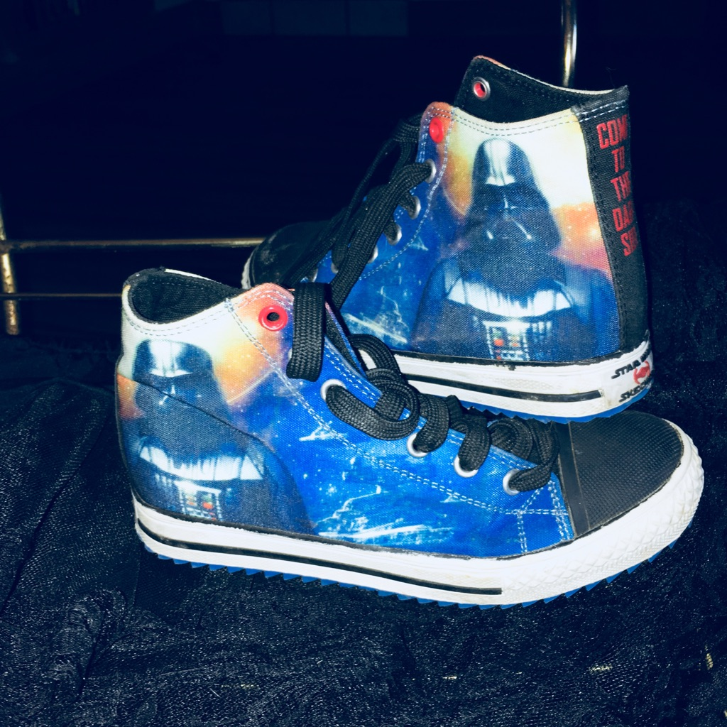Star Wars kid boy shoes
