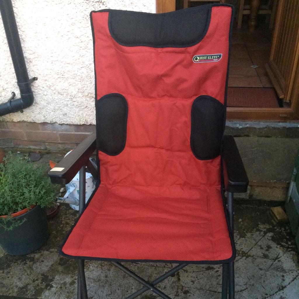 2x Quest Elite Planet Jupiter chairs