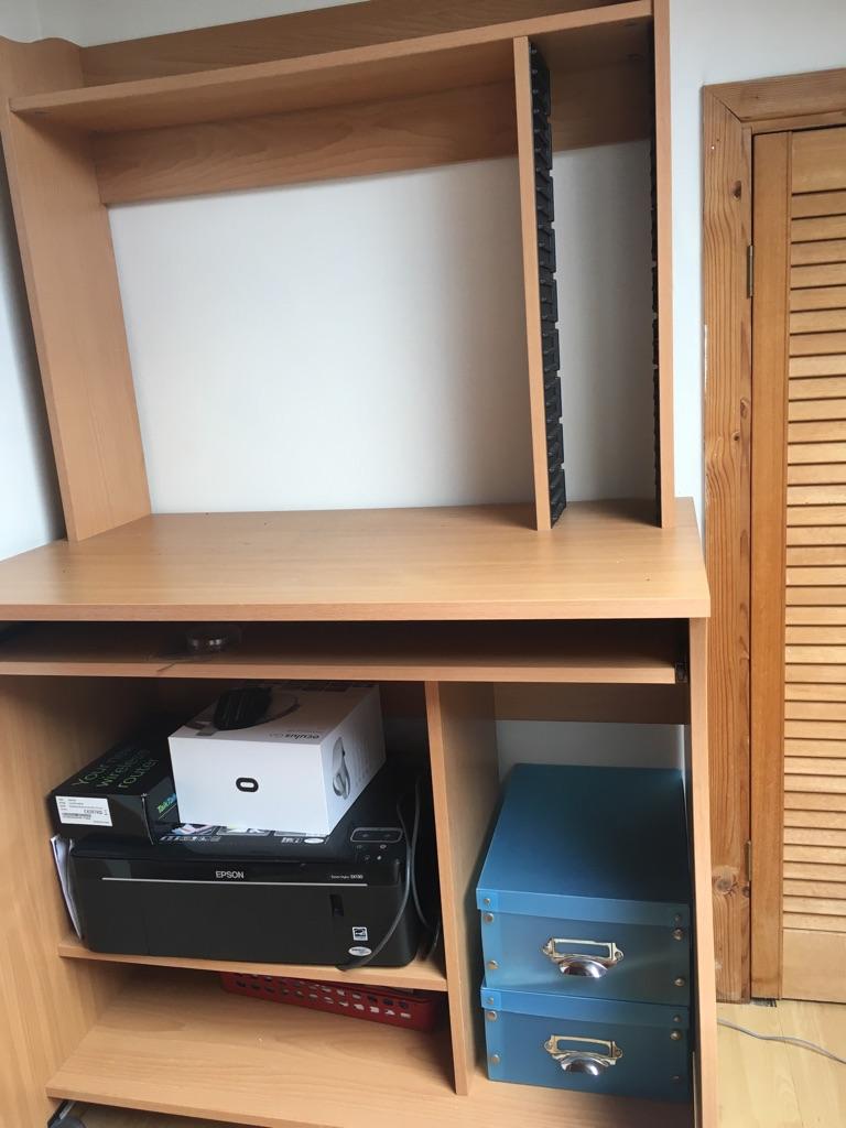 Computer station/ desk