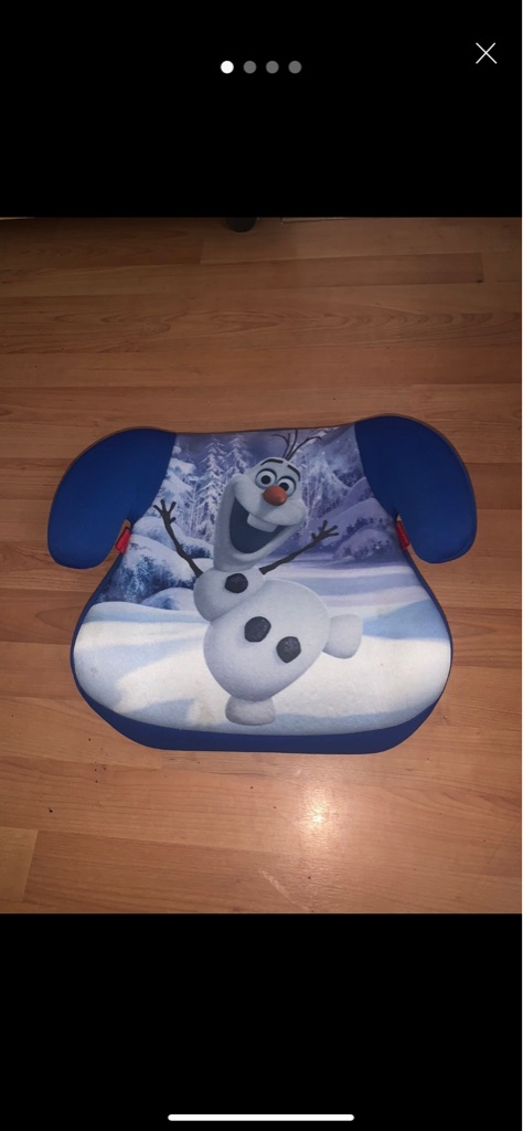 Frozen children Car seat