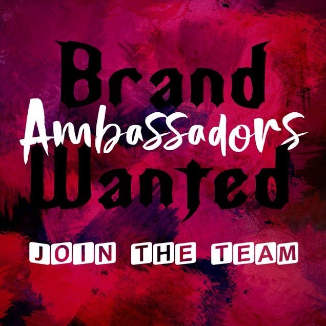 Brandbassadors wanted