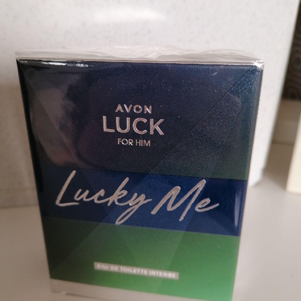 NEW Avon Luck for him