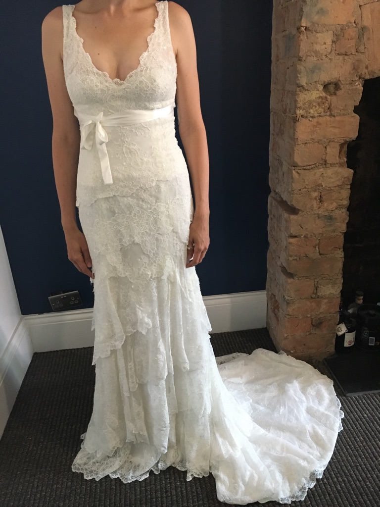 Emea wedding dress by Cymbeline