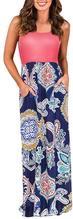 Samir women's summer maxi dress