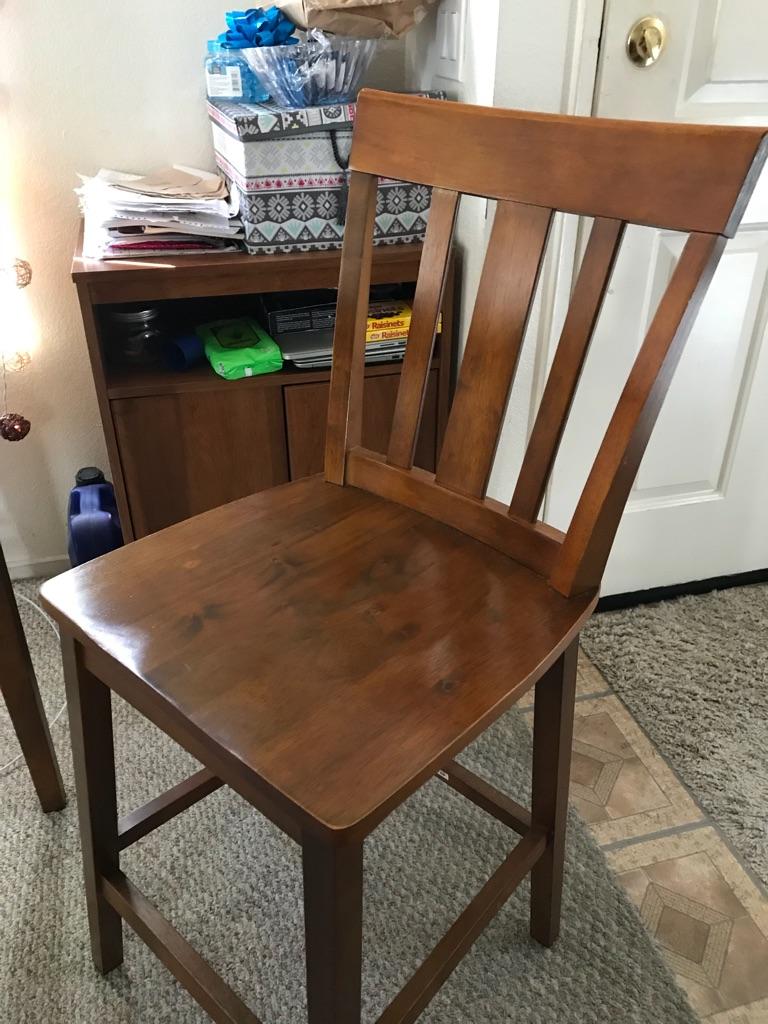 Pure Wood Chair