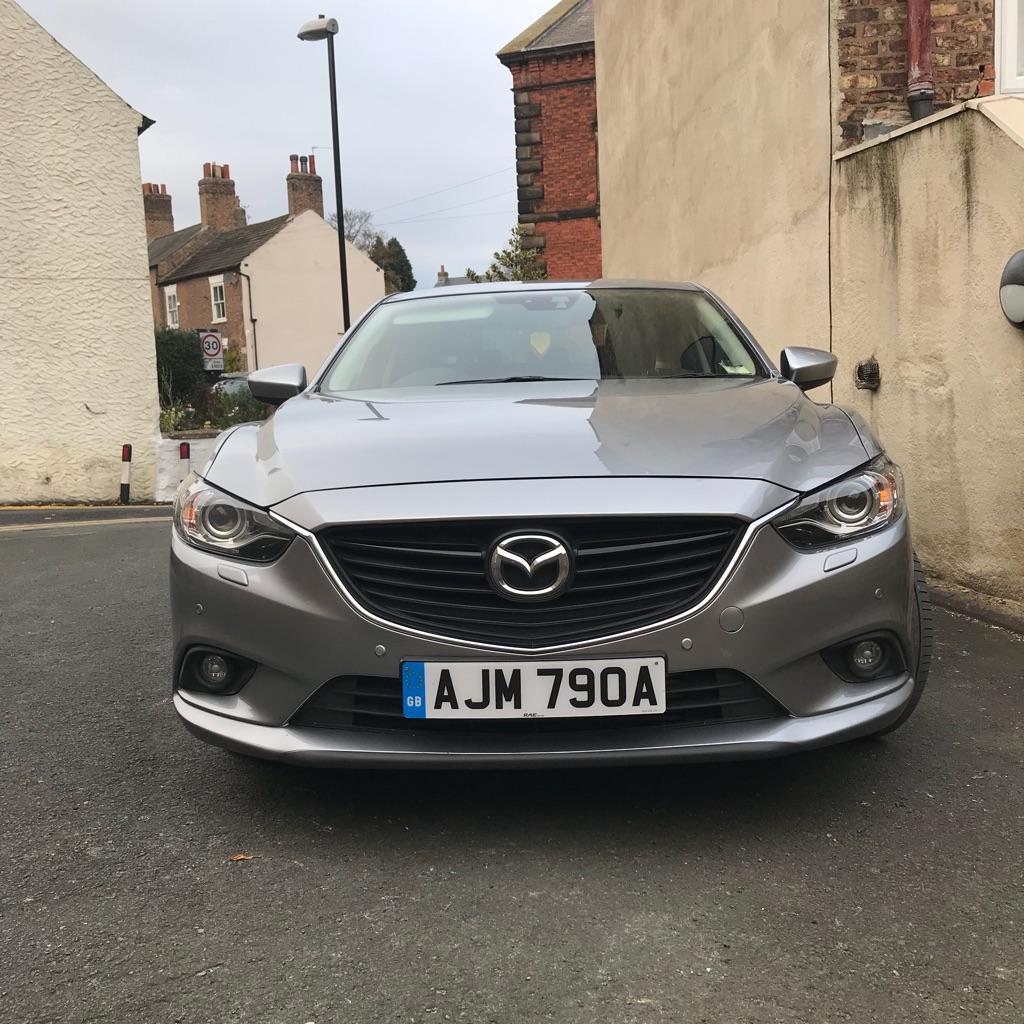 Mazda 6 sport nav d