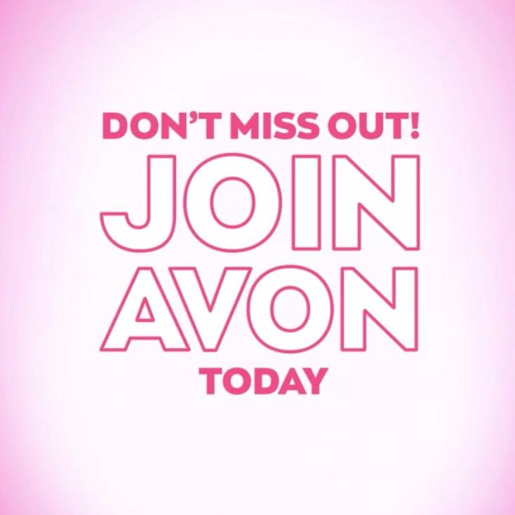 Avon . Join my team