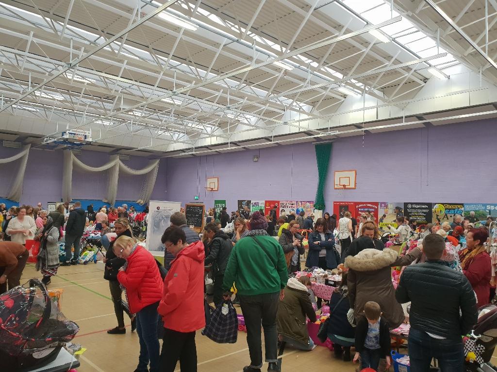 Oldham Mum2mum Market nearly new sale