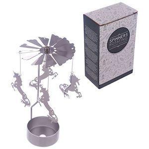 Unicorn tea ligjt spinners