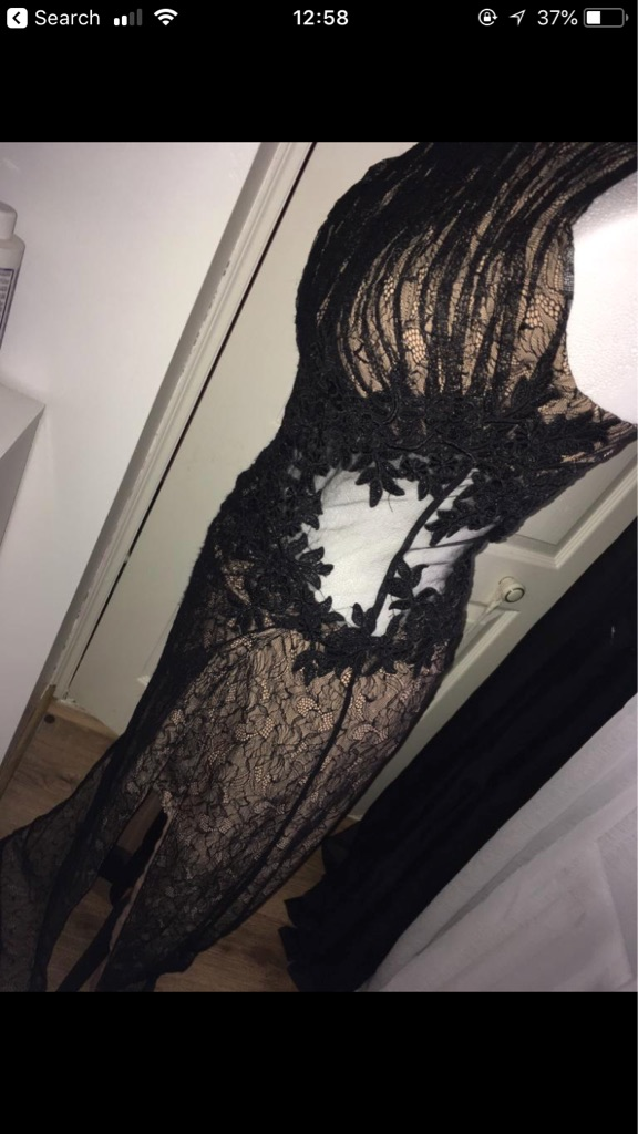 Size 8-10 formal dress