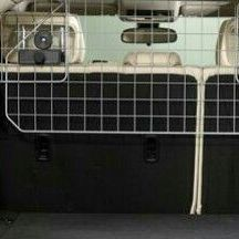 Adjustable dog guard