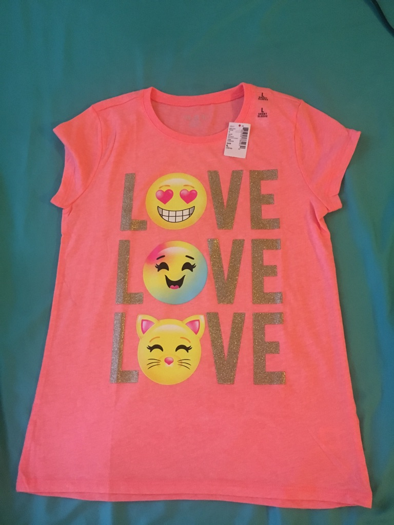 Girls Shirts size L