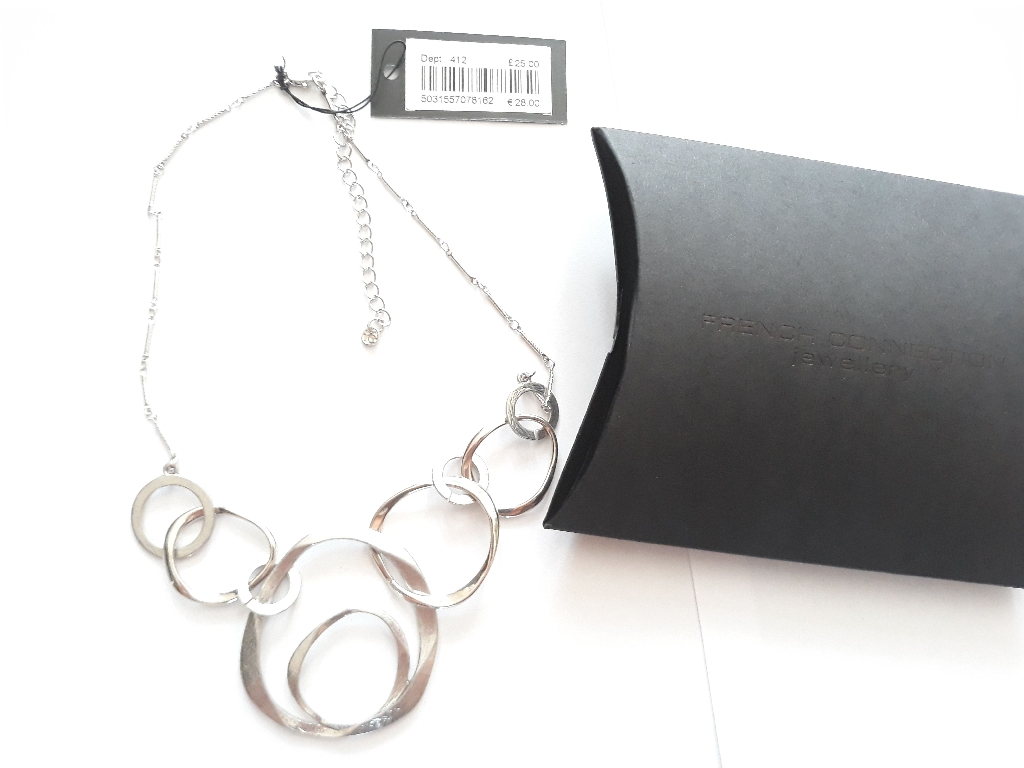 French Connection Necklace RRP £25 with original Gift Box