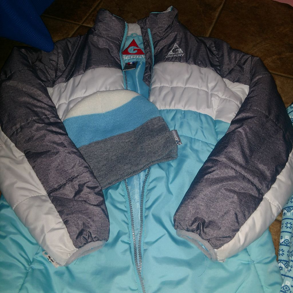 Winter jacket 14/16