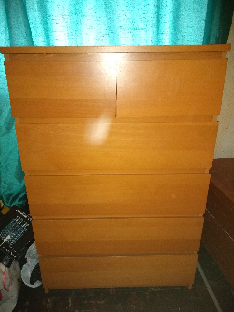 2 chest of drawers, excellent condition absolute bargain