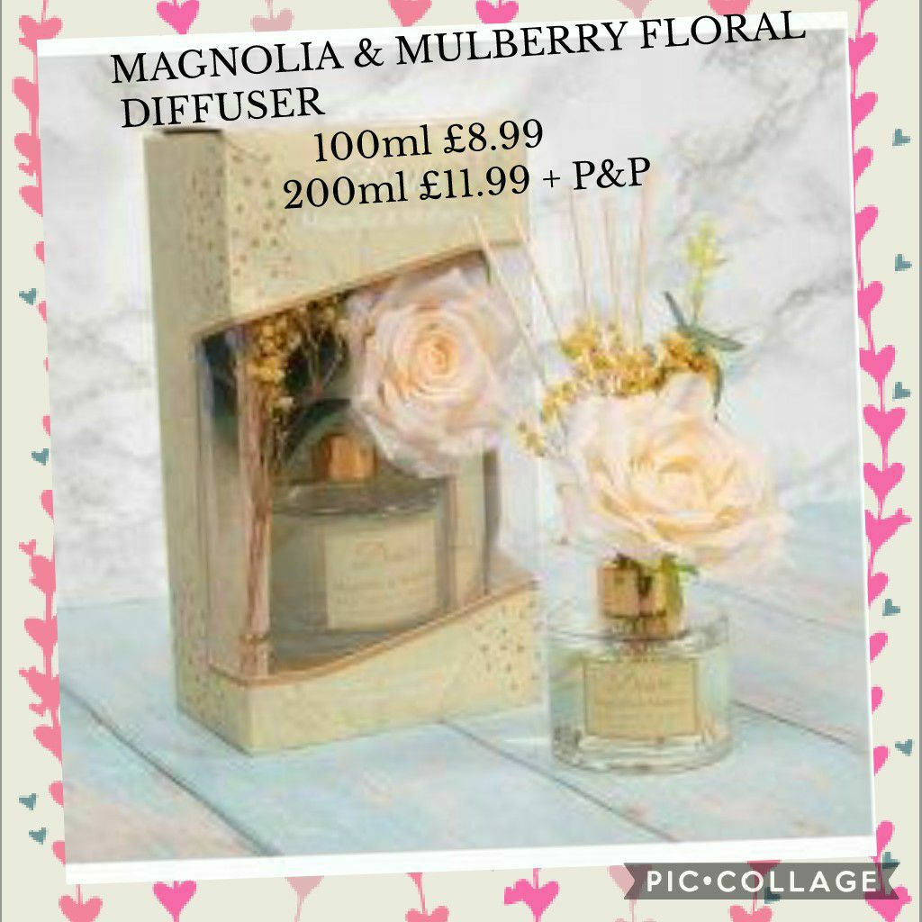MAGNOLIA & MULBERRY FLORAL