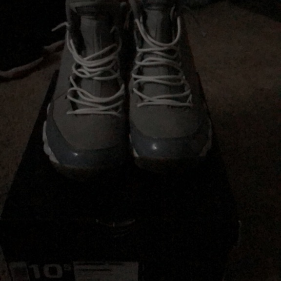 Air Jordan 9 Cool Grey
