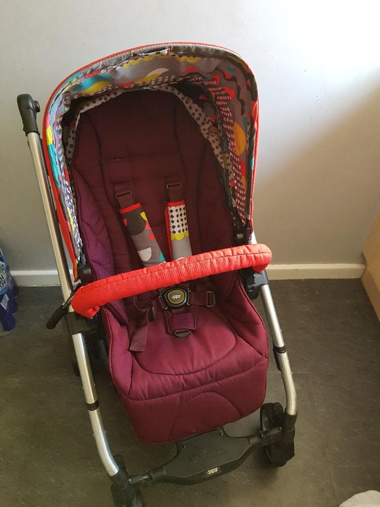 Mamas and Papas sola2 pram/stroller
