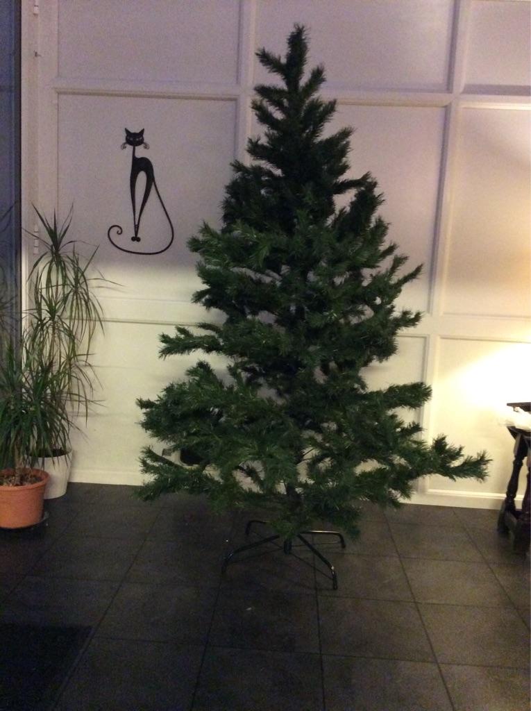 Christmas Tree, lights and decks