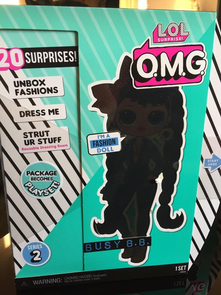 L.O.L Surprise fashion dolls