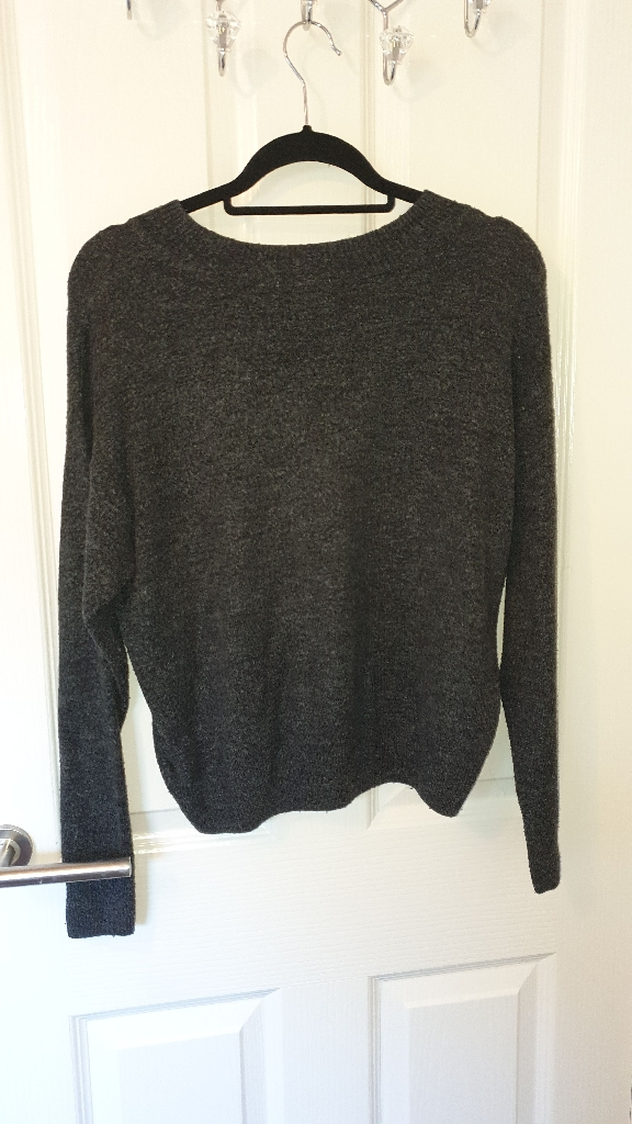 Dark Grey Jumper