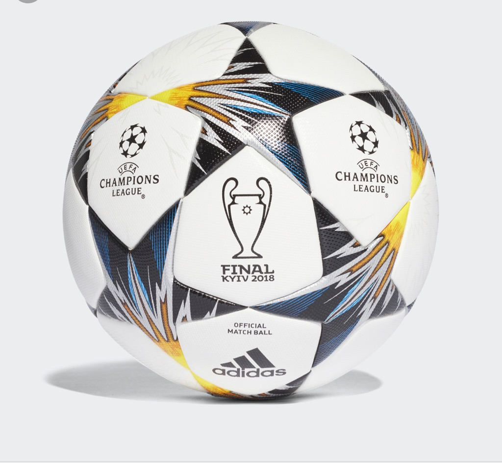 Adidas Champions league soccer football KYIV