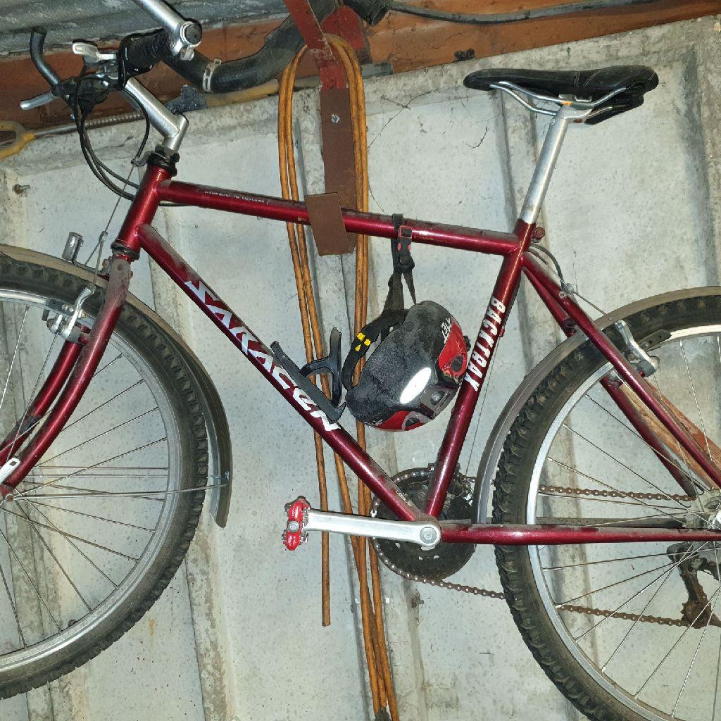 Saragen bicycle