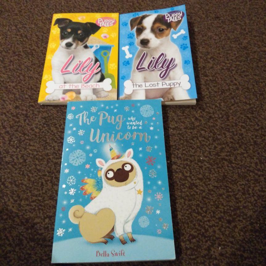 Children's books x4