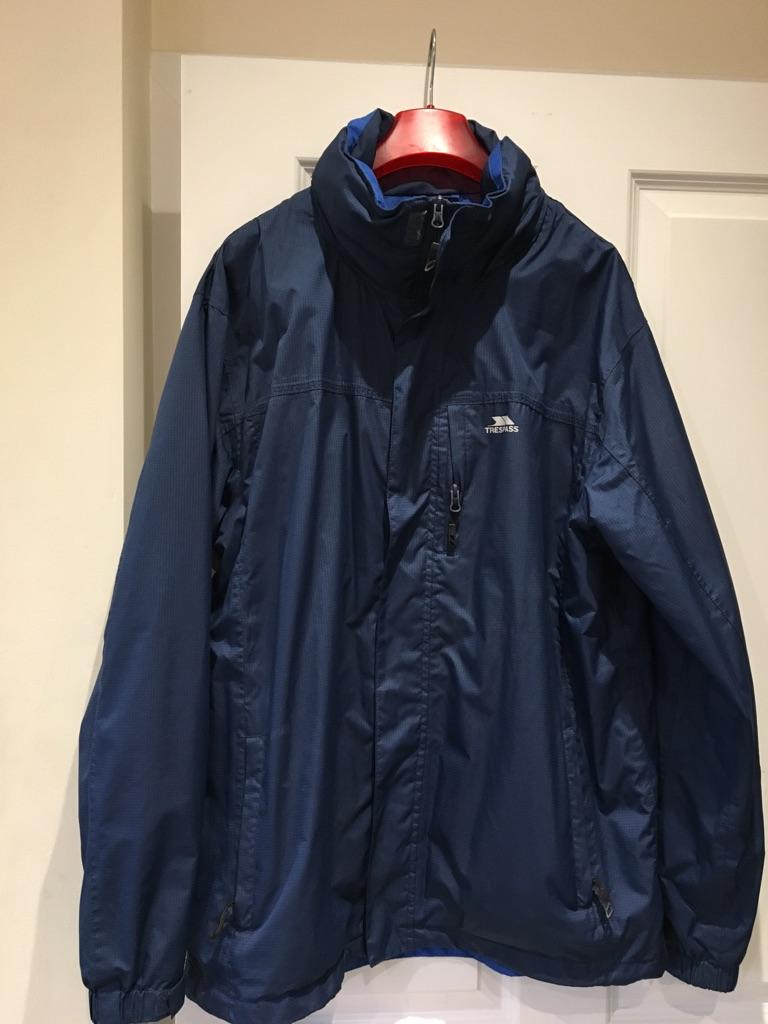 Trespass Rain Jacket