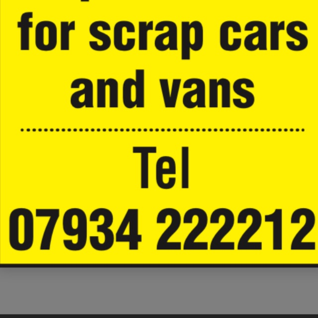 Cash for scrap vehicles in Huddersfield
