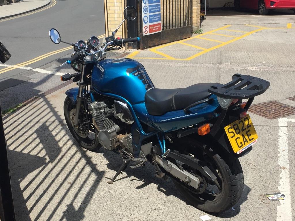 Suzuki Bandit 600 GS 1999