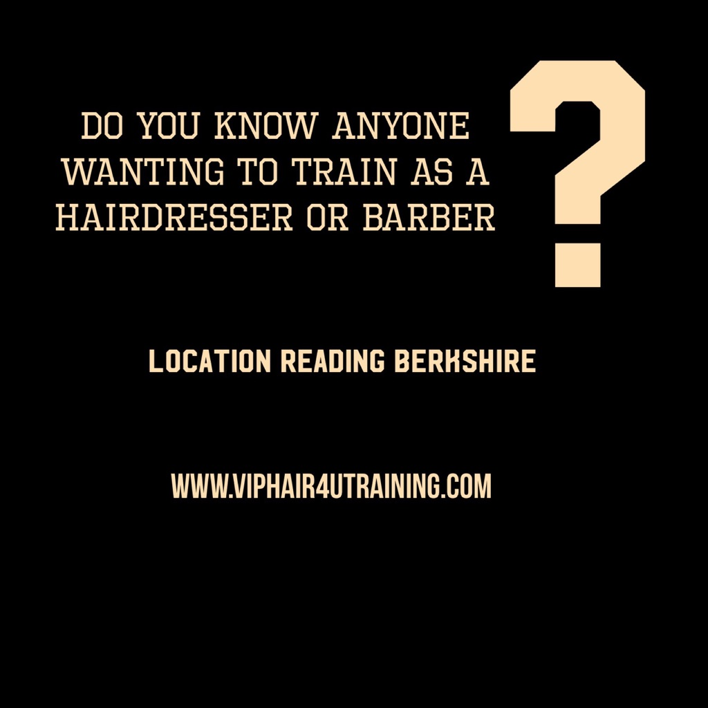 Adult Hairdressing or Barbering Courses