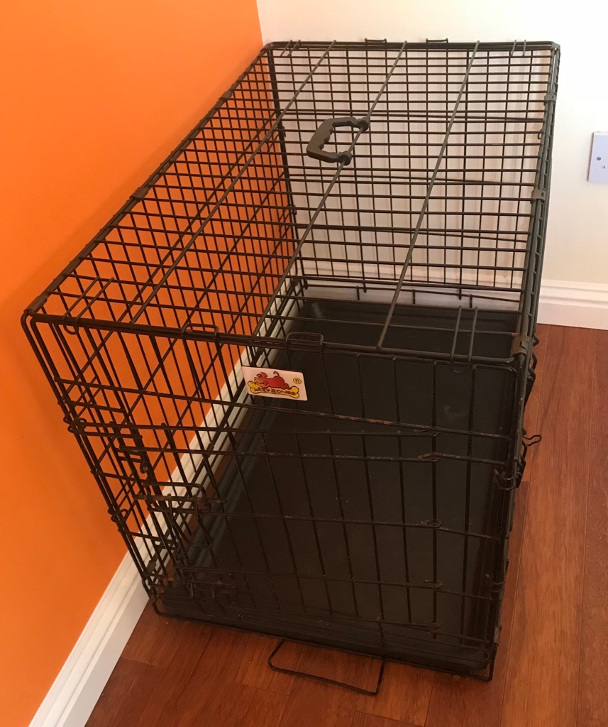 Puppy crate/ puppy play pen/ puppy carrier