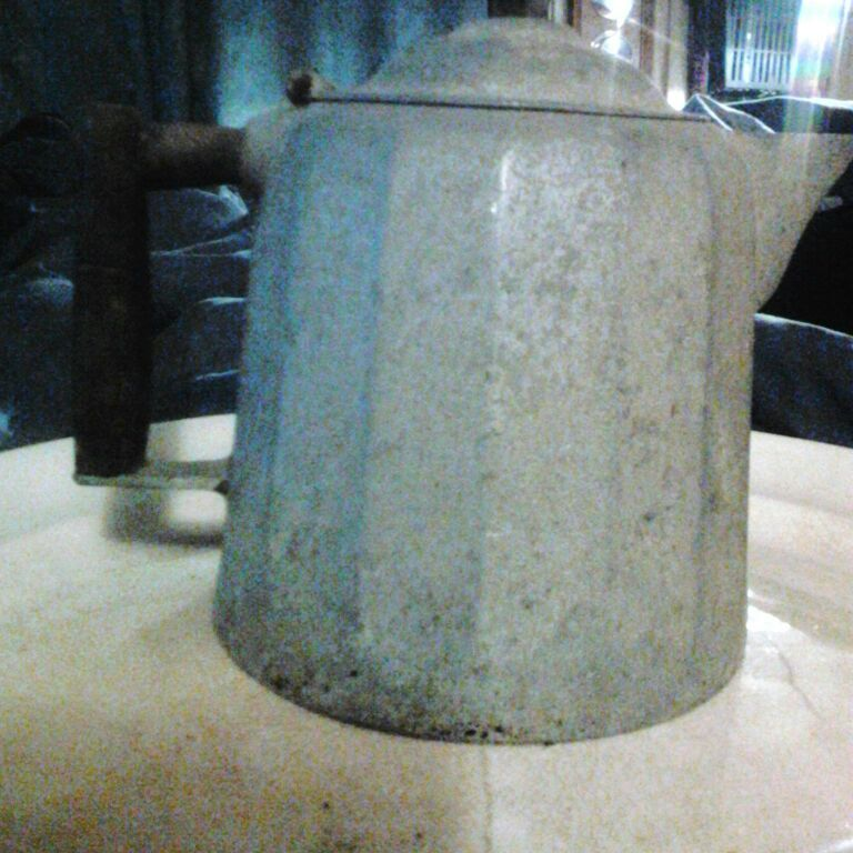 Wagner 1902 coffee pot