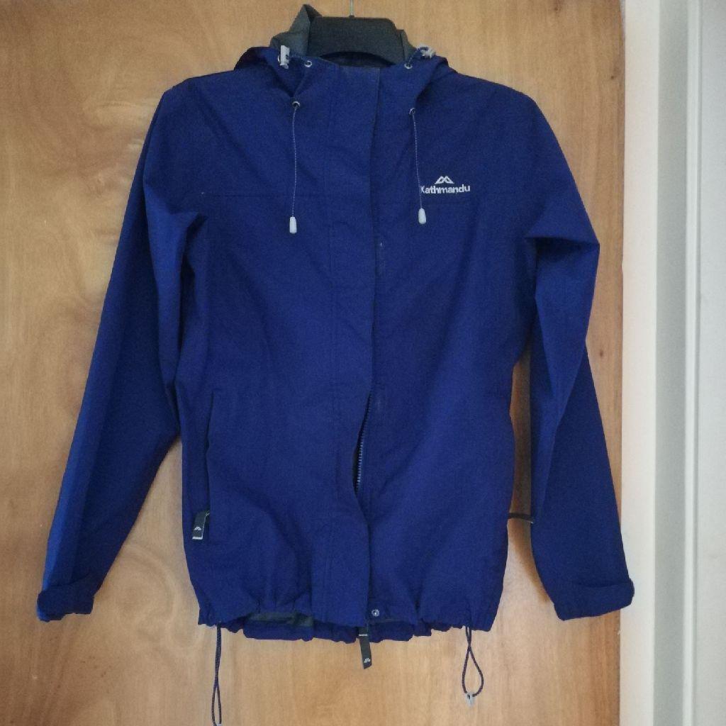 Kathmandu waterproof jacket small