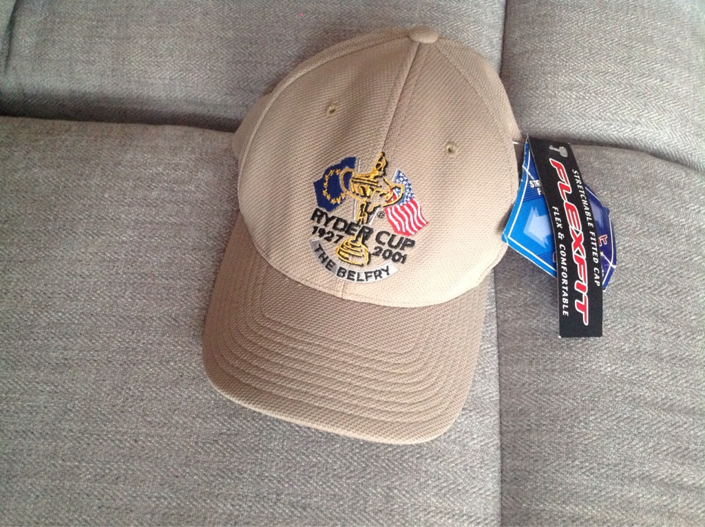 Ryder Cup 2001 Baseball Cap