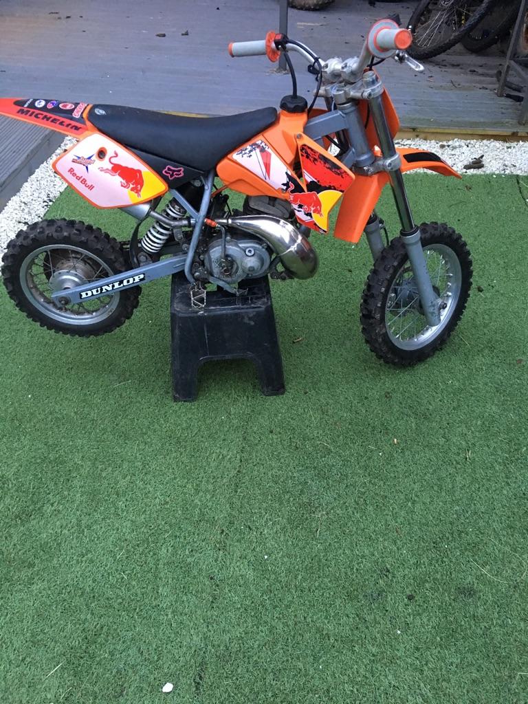 Ktm 50cc senior