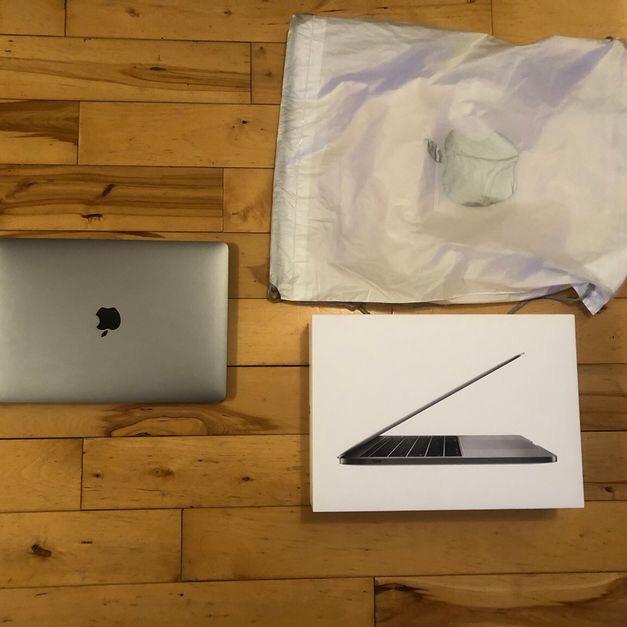 Apple MacPro - 13inch - 2017