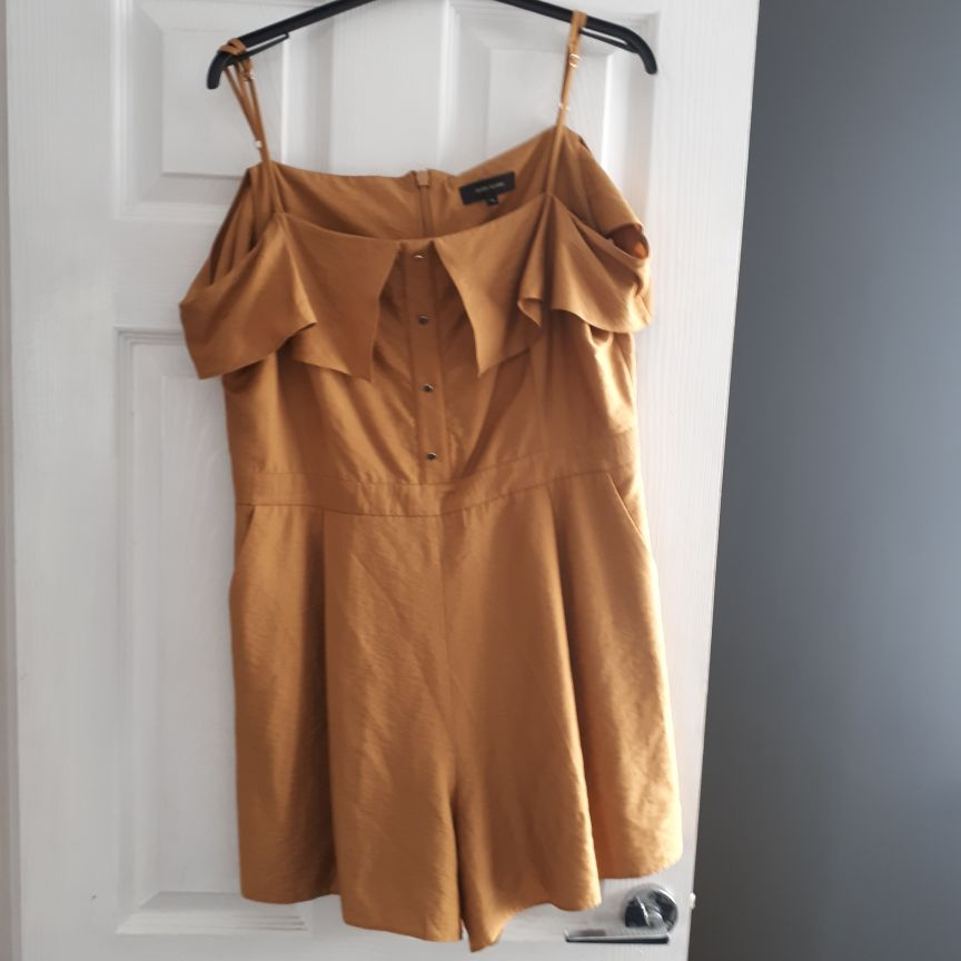 River Island New playsuit (s14)