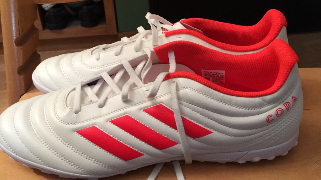 Adidas Copa 19.1 Men's Football Boots Size 13