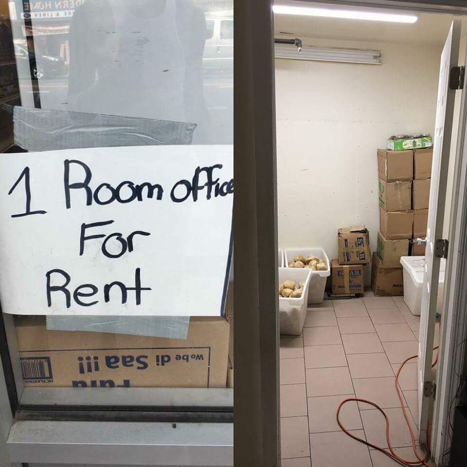 2 OFFICE ROOM FOR RENT