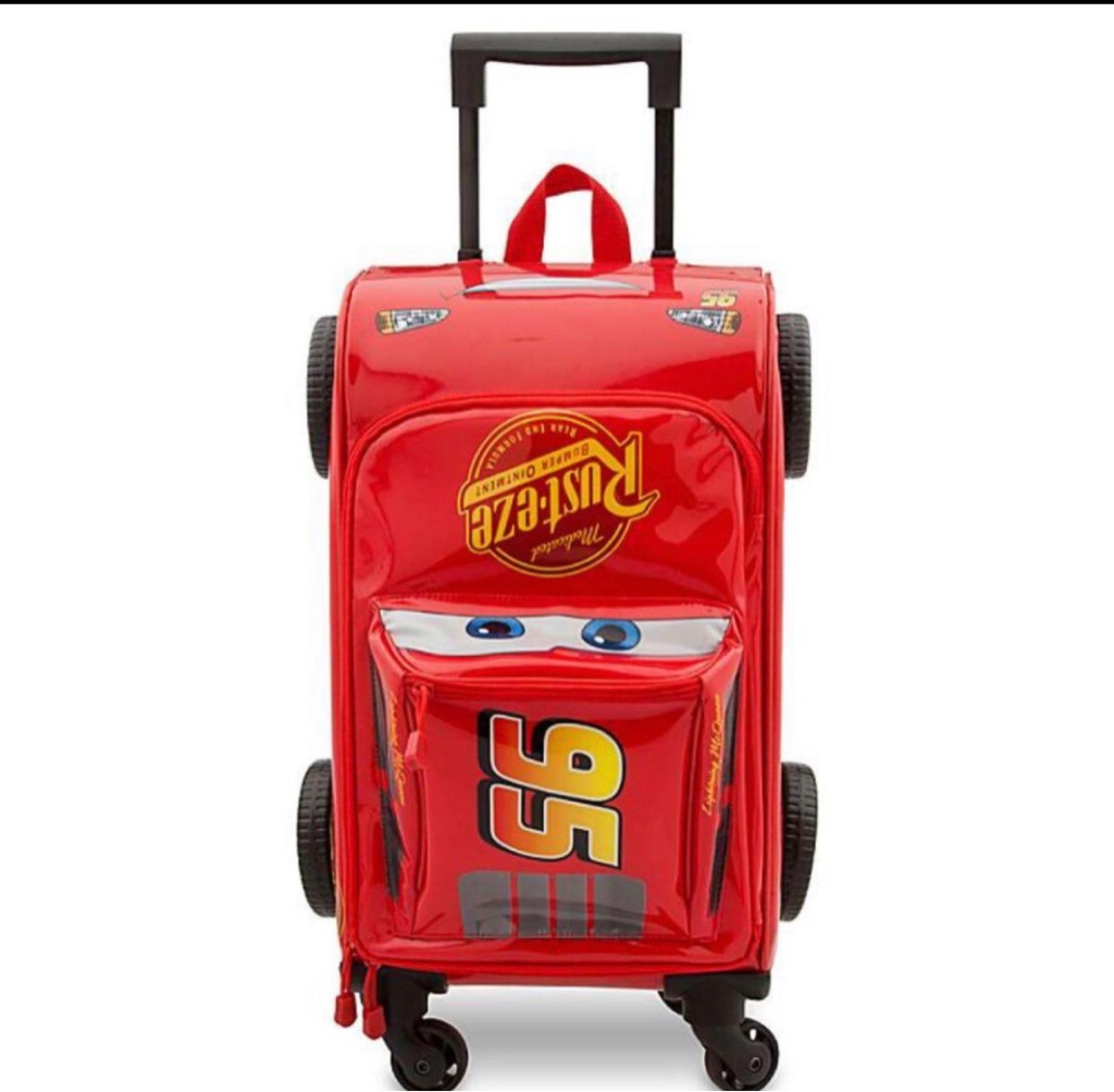 DISNEY backpack with training wheels (NEW WITH LABEL)
