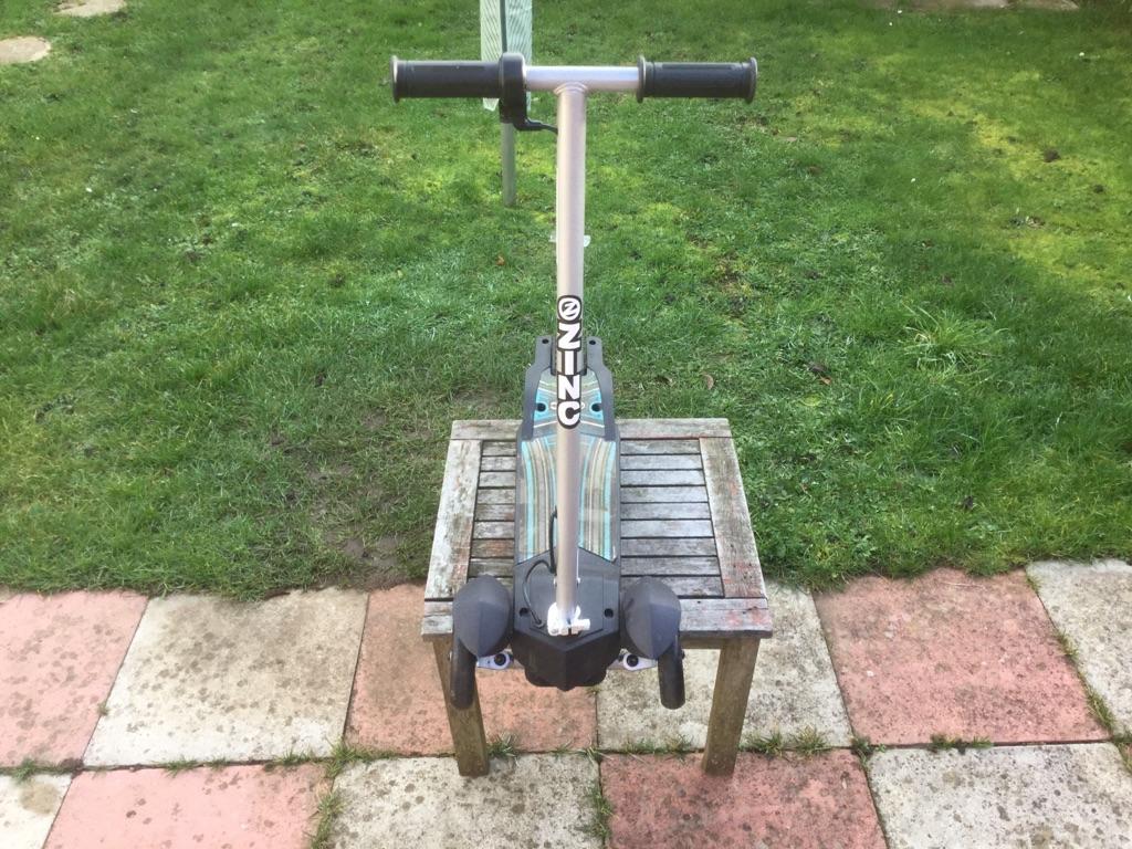 Zinc E-Drift Scooter