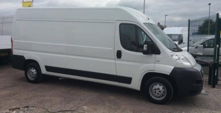 Man with van a van